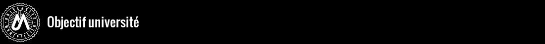 Objectif université Logo